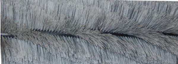 Ersatzbürsten Schnee  Kehrwalze 10035