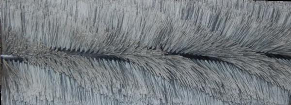 Ersatzbürsten Schnee  Kehrwalze 10040