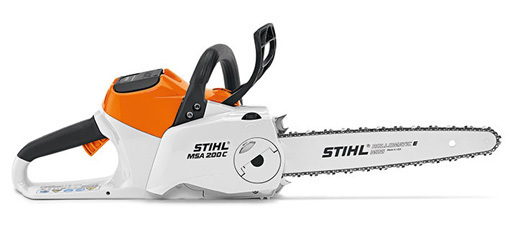 STIHL Akku-Motorsäge MSA 200 C-BQ (30 cm) ohne Akku u.Ladegerät