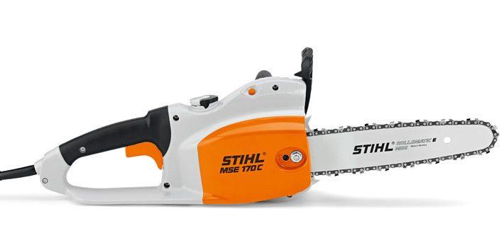 Stihl Elektro-Motorsäge MSE 170 C-Q 35 cm
