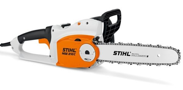 Stihl Elektro-Motorsäge MSE 210 C-BQ 35cm
