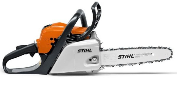STIHL Benzin-Motorsäge MS 181 (35 cm)