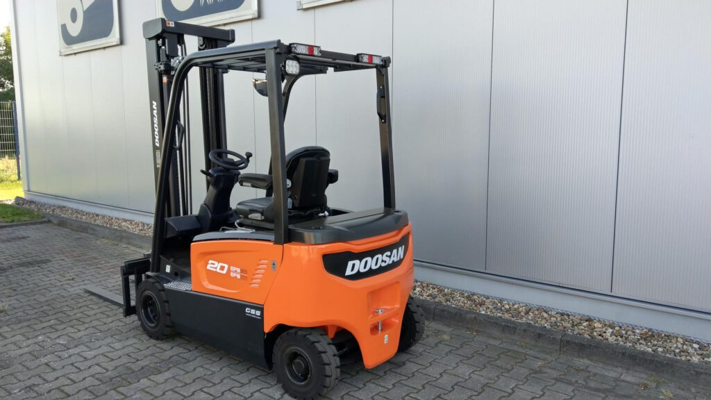 Doosan B20X-7 Elektrogabelstapler