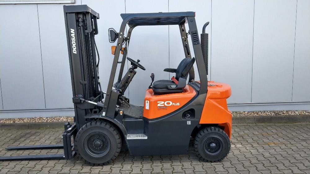 Doosan D20 G Plus Dieselgabelstapler