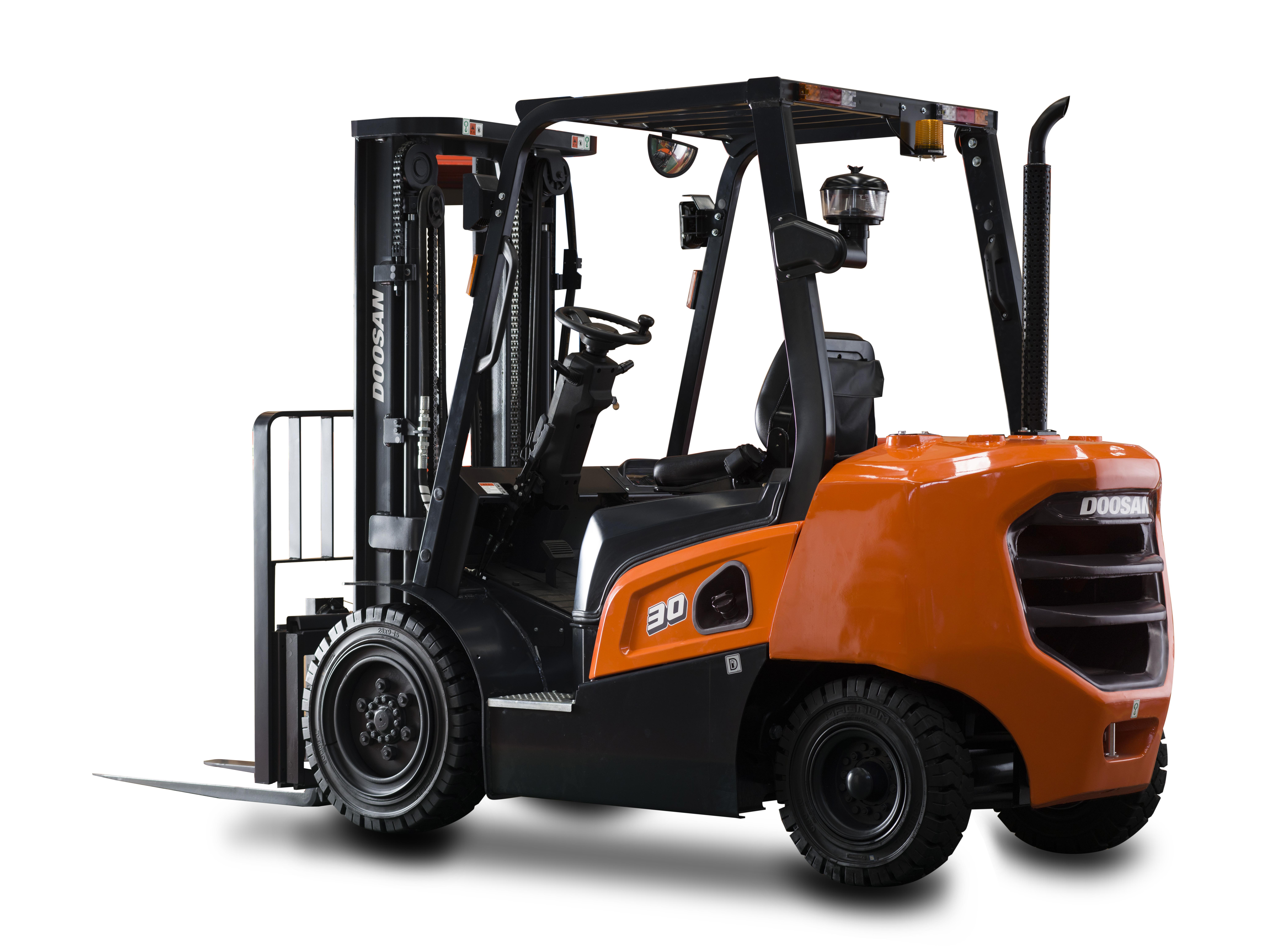 Doosan Dieselgabelstapler D25 NXP