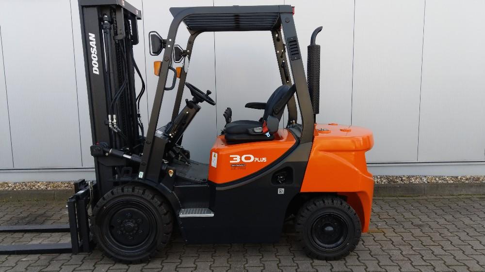 Dieselgabelstapler D30 GPlus