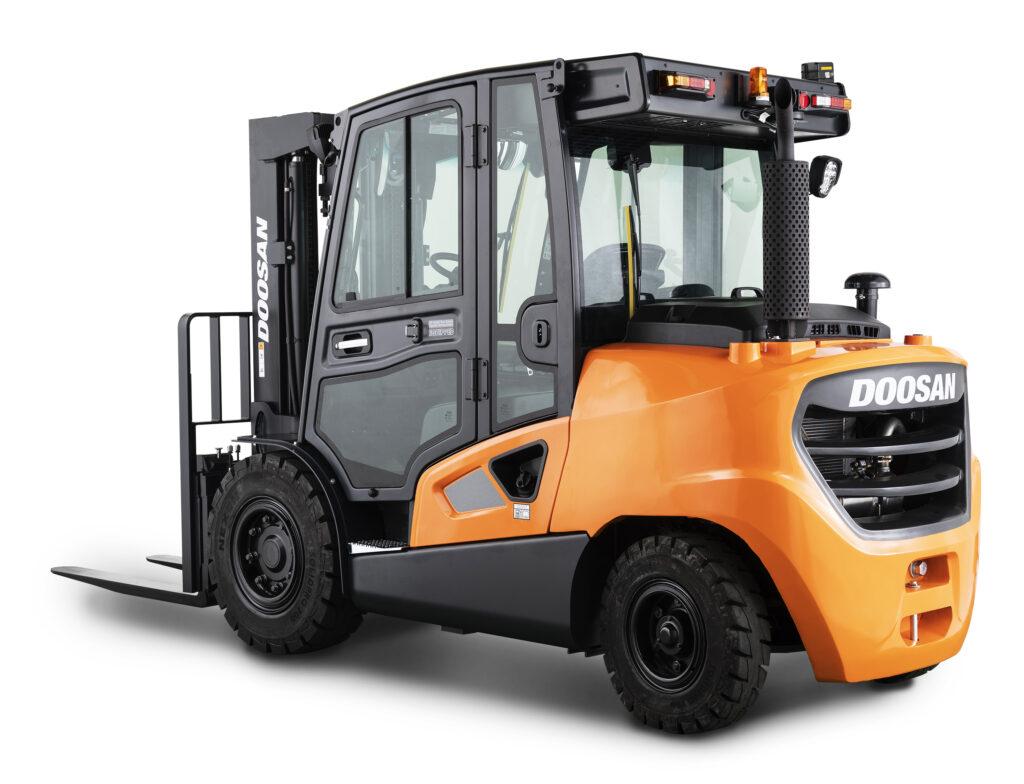 Doosan Dieselgabelstapler 4,5 t Serie 9