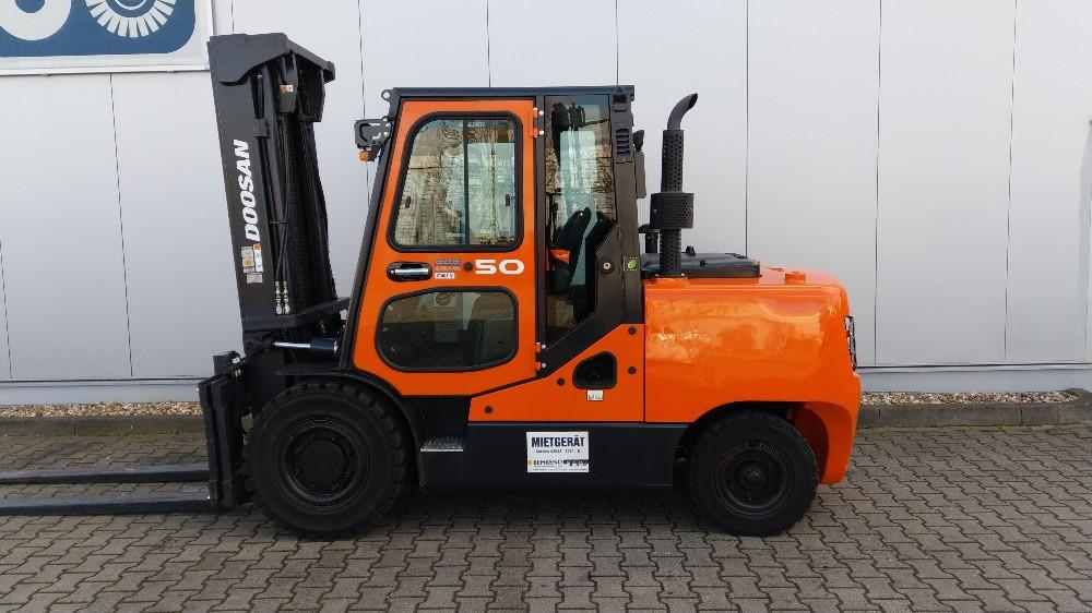Dieselgabelstapler Doosan D50 C-7