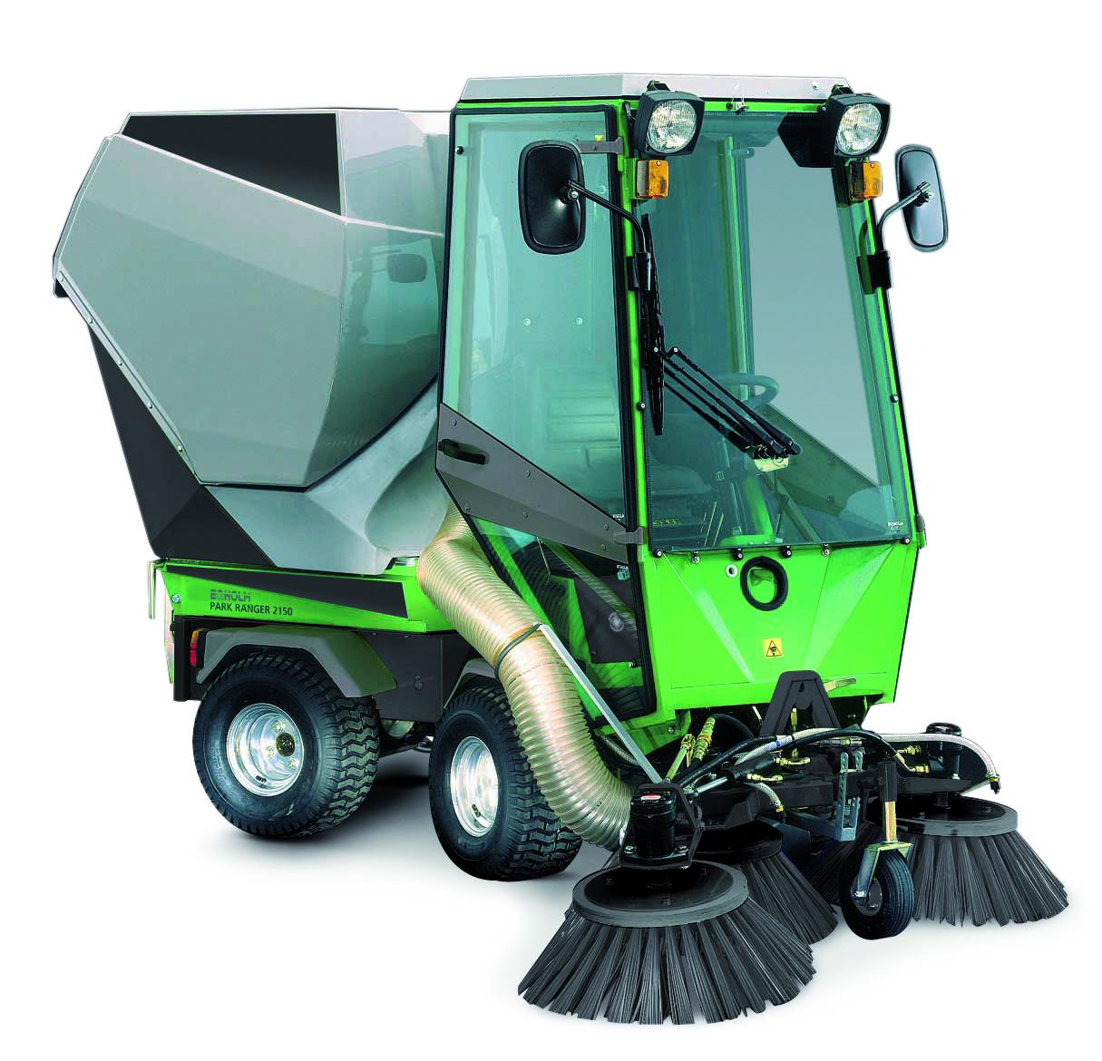 Egholm Park Ranger 2150 Geräteträger für Reinigungsunternehmen
