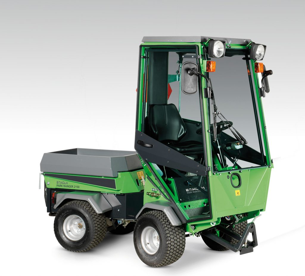 Egholm Park Ranger 2150 mit Kabine